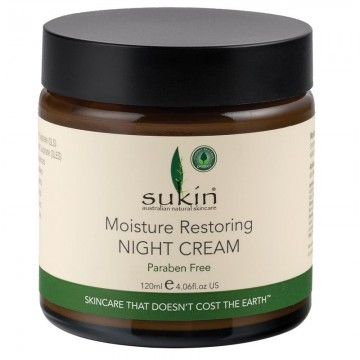 Sukin Moisture Restoring Night Cream 苏芊修复焕肤晚霜 120ml