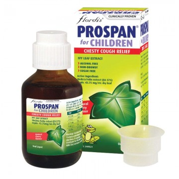 Prospan Kids Cough Syrup 小青蛙止咳糖浆 200ml