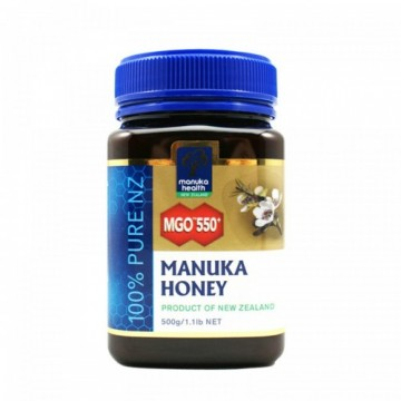 Manuka Health MGO550+ Manuka Honey 麦卢卡蜂蜜 500g