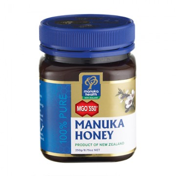 Manuka Health MGO550+ Manuka Honey 麦卢卡蜂蜜 250g