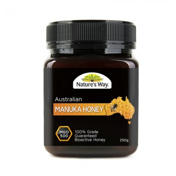 Nature's Way Manuka Honey MGO500 麦卢卡蜂蜜 250g
