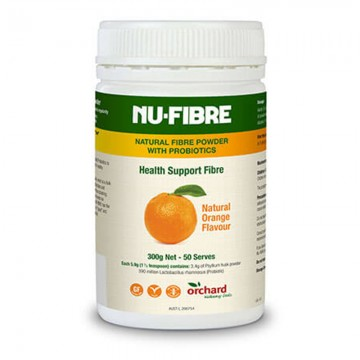 Nulax fibre powder orange 纤维粉橘子味