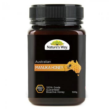 Nature's Way Manuka Honey MGO100 麦卢卡蜂蜜 500g