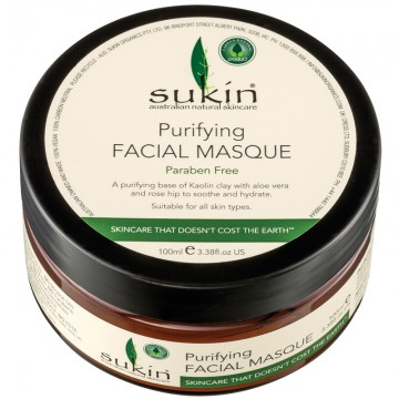 Sukin Purifying Facial Mask 净化面膜