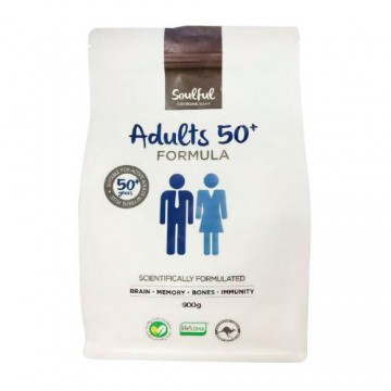 Soulful adults50+ milk powder 老年奶粉 900g