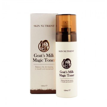 Skin Nutrient – Goat's Milk Magic Toner 爆奶霜 山羊奶魔法爽肤水