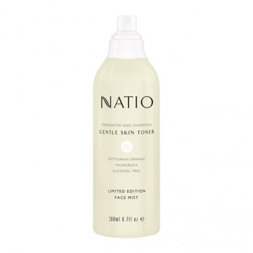 Natio Rosewater Chamomile Toner Face Mist Spray 玫瑰水喷雾 200ml