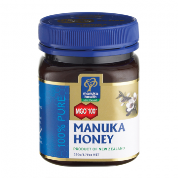 Manuka Health MGO100+ Manuka Honey 麦卢卡蜂蜜 250g
