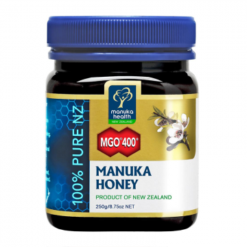 Manuka Health MGO400+ Manuka Honey 麦卢卡蜂蜜 250g
