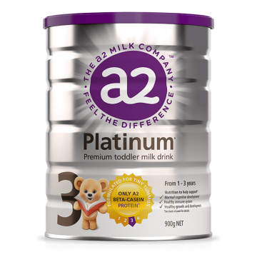 a2 Platinum Premium toddler milk drink From 1 year 3段 三段 婴儿配方奶 900g